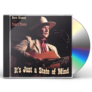 Dave Stamey IT'S JUST A STATE OF MIND CD