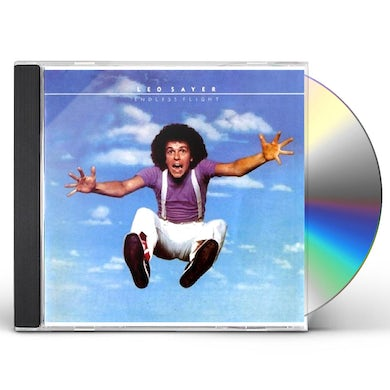 Leo Sayer ENDLESS FLIGHT CD