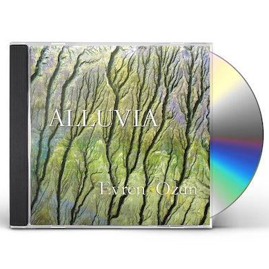 Evren Ozan ALLUVIA CD