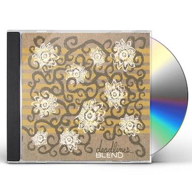 Blend DEADLINES CD