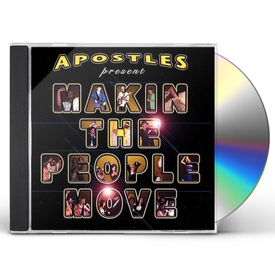 MAKIN THE PEOPLE MOVE CD