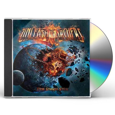 Unleash The Archers TIME STANDS STILL CD