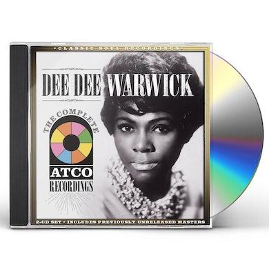 Dee Dee Warwick COMPLETE ATCO RECORDINGS CD