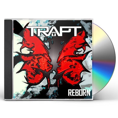 Trapt REBORN CD