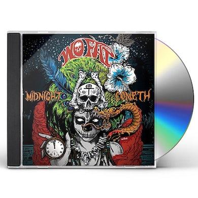 Wo Fat MIDNIGHT COMETH CD