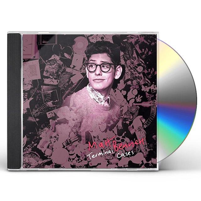 Matt Bennett TERMINAL CASES CD