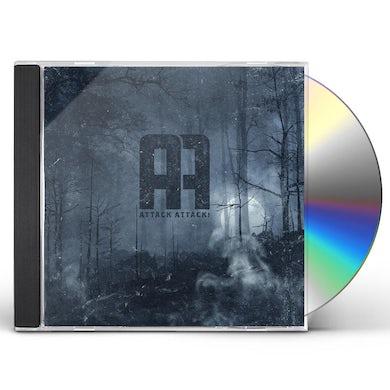 Attack Attack CD