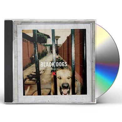 Boys Night Out BLACK DOGS CD