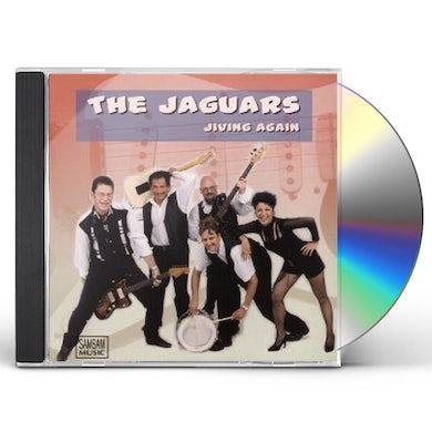 Jaguars JIVING AGAIN CD
