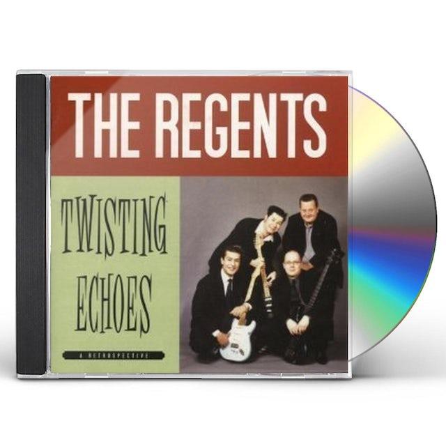 Regents TWISTING ECHOES CD