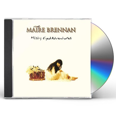 Maire Brennan MISTY EYED ADVENTURES CD