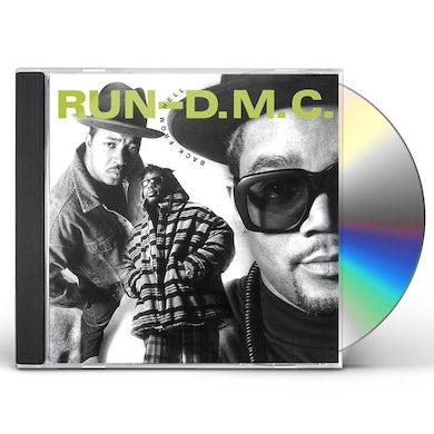 Run DMC BACK FROM HELL CD