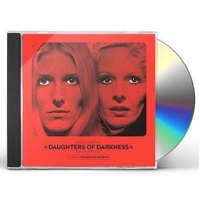 Francois De Roubaix DAUGHTERS OF DARKNESS (ORIGINAL SOUNDTRACK) CD