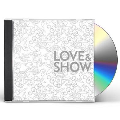 LOVE & SHOW CD