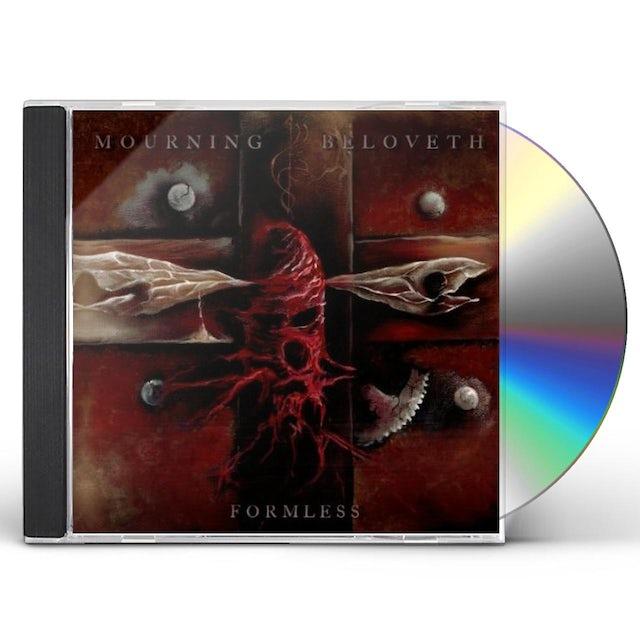 Mourning Beloveth FORMLESS CD