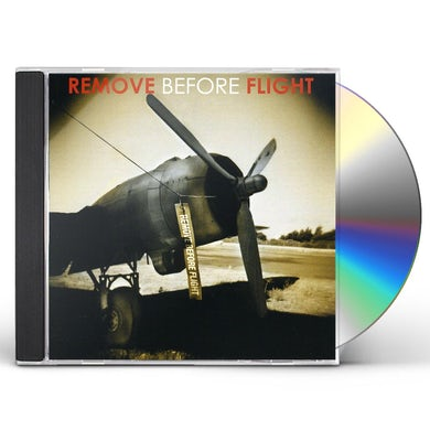 Remove Before Flight CD