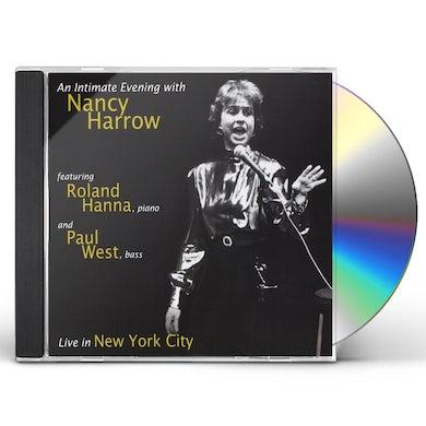 AN INTIMATE EVENING WITH NANCY HARROW CD