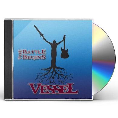 Vessel BATTLE BEGINS CD