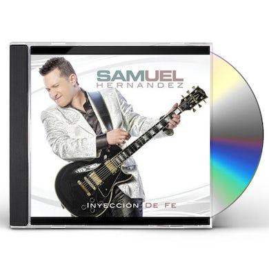 Samuel Hernandez INYECCIAN DE FE CD