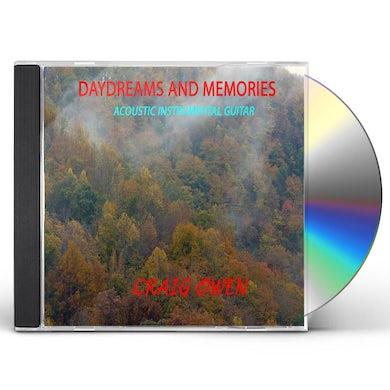 Craig owen DAYDREAMS & MEMORIES CD