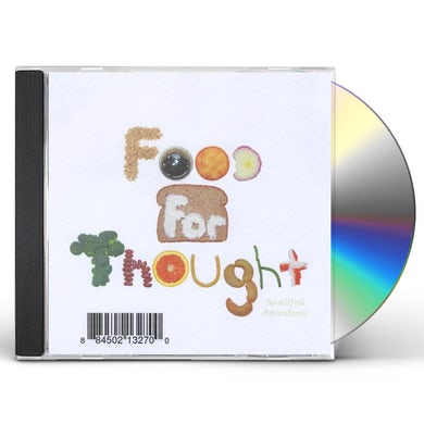 Smallfish THOUGHT FOR FOOD CD