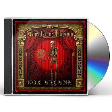 Nox Arcana THEATER OF ILLUSION CD