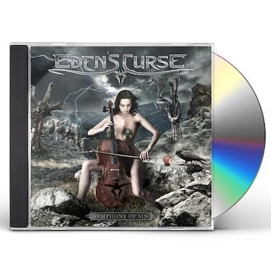 Eden's Curse SYMPHONY OF SIN CD