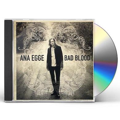 Ana Egge BAD BLOOD CD