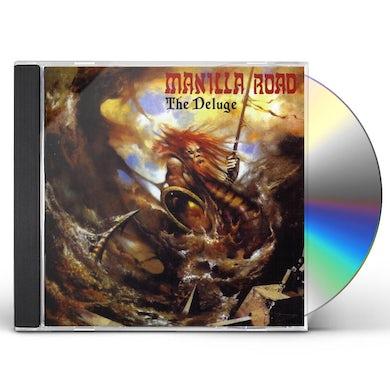 Manilla Road DELUGE CD