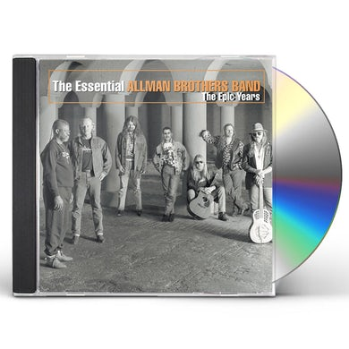 The Allman Brothers Band  ESSESNTIAL CD