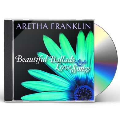 Aretha Franklin   BEAUTIFUL BALLADS & LOVE SONGS CD