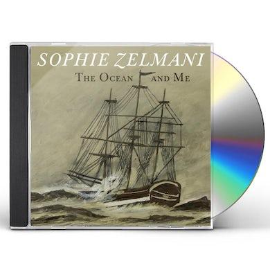 Sophie Zelmani OCEAN & ME CD