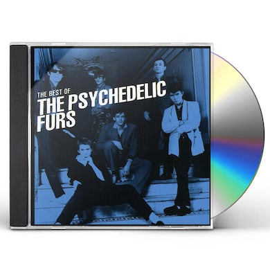 Psychedelic Furs BEST OF CD