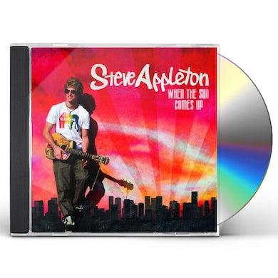 Steve Appleton WHEN THE SUN COMES UP CD