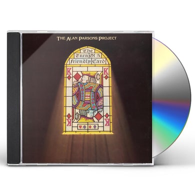 Alan Parsons Project Turn of a Friend CD