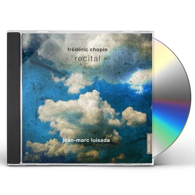 Jean-Marc Luisada CHOPIN RECITAL CD
