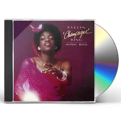 Evelyn King MUSIC BOX (BONUS TRACKS EDITION) CD