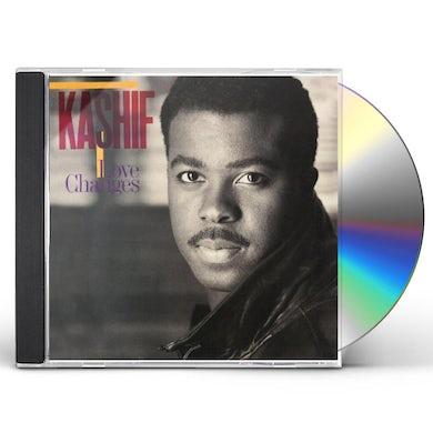 Kashif LOVE CHANGES (BONUS TRACKS EDITION) CD
