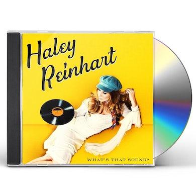 Haley Reinhart WHAT'S THAT SOUND CD