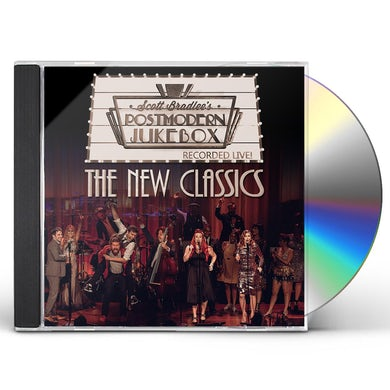 Scott Bradlee's Postmodern Jukebox NEW CLASSICS CD