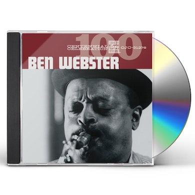 Ben Webster CENTENNIAL CELEBRATION CD