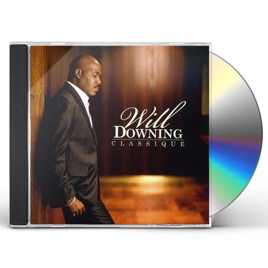 Will Downing CLASSIQUE CD