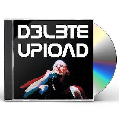 Society Burning D3L3TE UP10AD CD