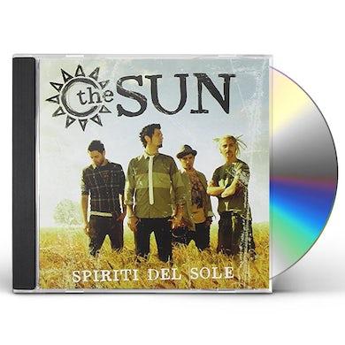 Sun SPIRITI DEL SOLE CD