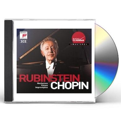 Arthur Rubinstein CHOPIN-RUBINSTEIN CD