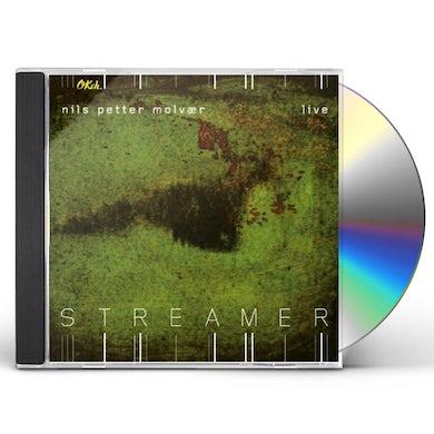 Nils Petter Molvaer STREAMER (LIVE) CD