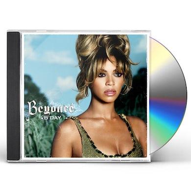 Beyonce B'DAY CD