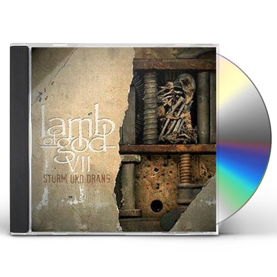 Lamb Of God VII: STURM UND DRANG CD