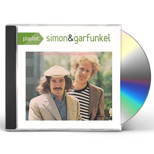 PLAYLIST: SIMON AND GARFUNKEL'S GREATEST HITS CD