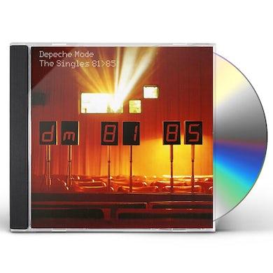 Depeche Mode SINGLES 81-85 CD